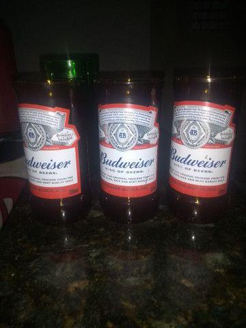 Copos de cerveja Heineken  budiaiser Stela - Foto 3