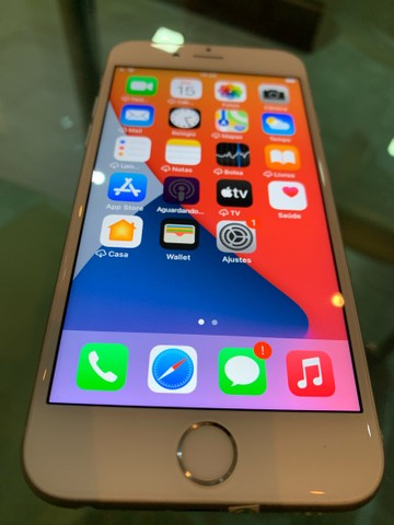 iPhone 6s 16GB Muito Novo - Entrego - Foto 2