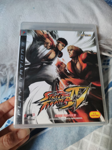 Street fighter 4 ps4 - Foto 2