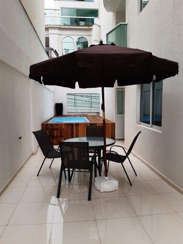 Apto Diferenciado com terraço e Piscina Com 3 Quartos Mobiliado em  Itapema Cód. V1647 - Foto 12