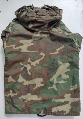 Jaqueta militar americana Goretex 100% impermeável! - Foto 5
