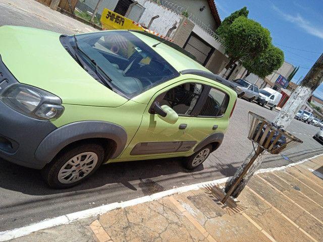 Vendo ou troco Uno Way 1.0 Completo - Foto 6