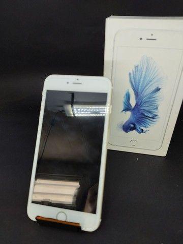 iPhone 6 plus 64gb dourado - Semi novo - Foto 2