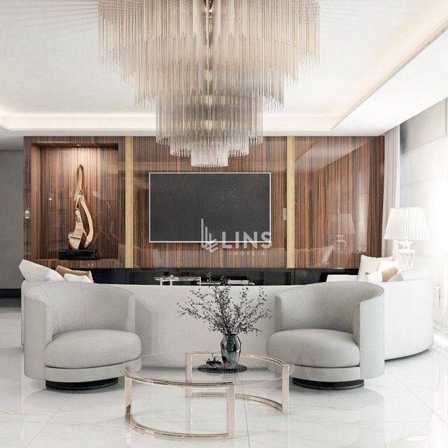 Apartamento com 3 suítes com 224 m², à venda por R$ 2.250.000 - Altiplano - João Pessoa/PB - Foto 6