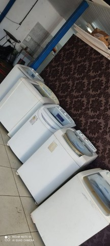Máquina de Lavar de 8kg, 10kg, 11kg