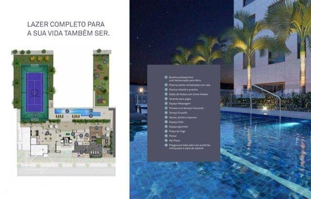 Apartamento com 4 dormitórios à venda, 145 m² por R$ 2.136.464,00 - Santo Antônio - Belo H - Foto 7