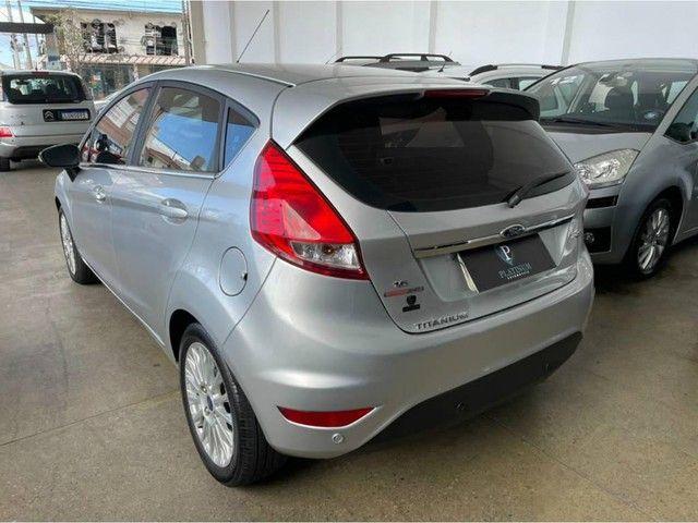 Ford Fiesta titaniu - 1.6 automatico  - Foto 4