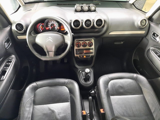 Citroën AIRCROSS GLX 1.6 Flex 16V 5p Mec. 2011 Flex - Foto 8