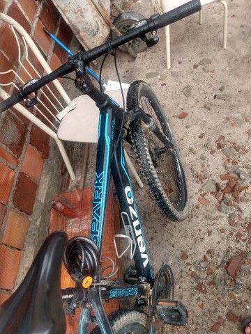 Bike aro 29, por 1200 - Foto 3