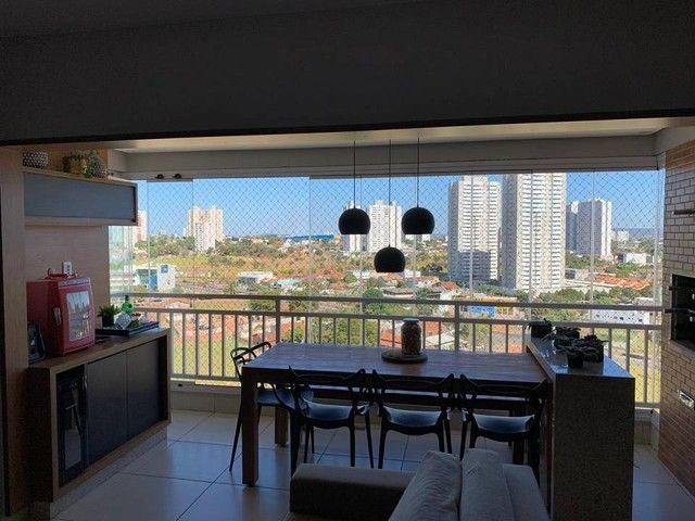 Apartamento com 3 quartos no Parque Amazônia - Goiânia-GO - Foto 3