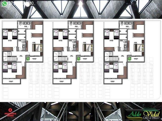 ARV. Lançamento Casa 3 Quartos Suíte Closet em Morada Laranjeiras - Foto 6