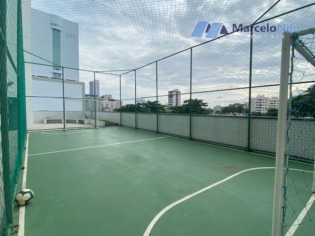 Apartamento na Beira-Mar de Olinda, 134m2, 4 quartos, 2 suítes, 3 vagas, Lazer Completo - Foto 19