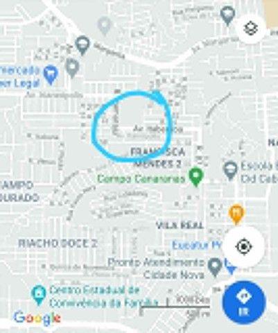 Predio Escolar No Francisca mendes Cap.350alunos/Turno- Na Av.Principal