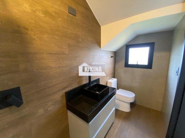 Casa à venda com 4 dormitórios em Jardim carvalho, Ponta grossa cod:02950.8879 - Foto 5