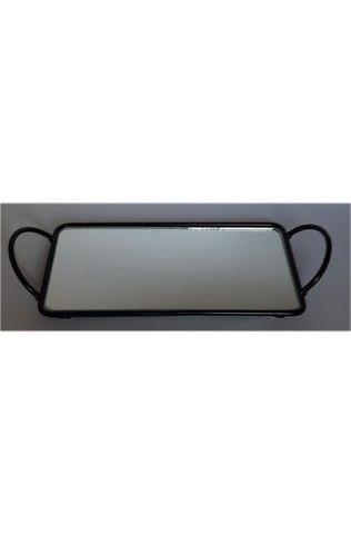 Bandeja Espelhada Para Banheiro Super Luxo  - Foto 3