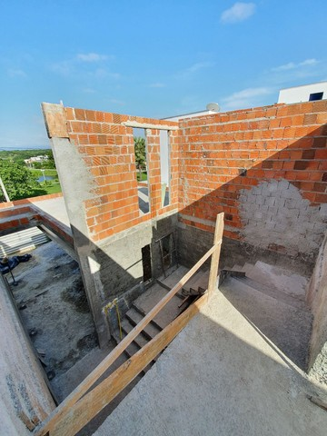 Casa 274m² em construção Condomínio Jardins do Lago Eusébio  - Foto 8