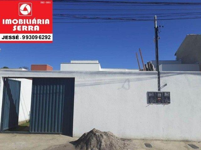JES 003. Casa nova na Serra de 66M² em Jacaraipe 2 quartos com suíte. - Foto 2