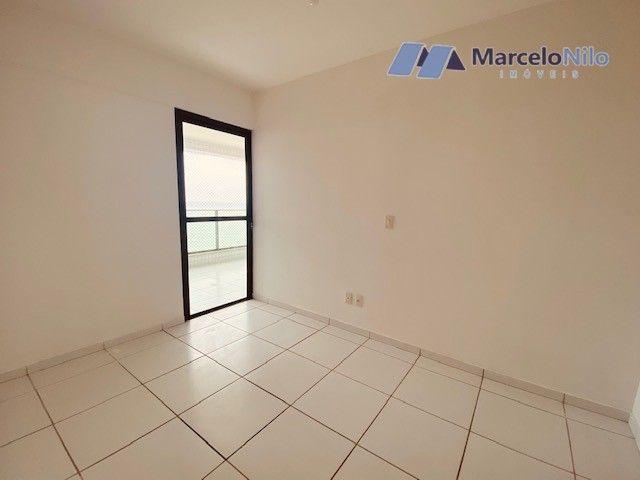 Apartamento na Beira-Mar de Olinda, 134m2, 4 quartos, 2 suítes, 3 vagas, Lazer Completo - Foto 6