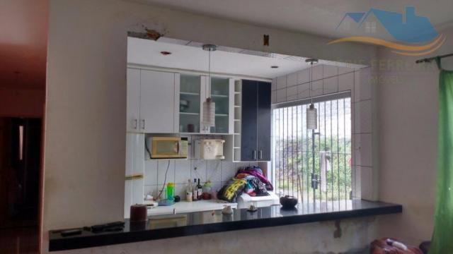 Apartamento residencial à venda, São Marcos, Salvador - AP0133.