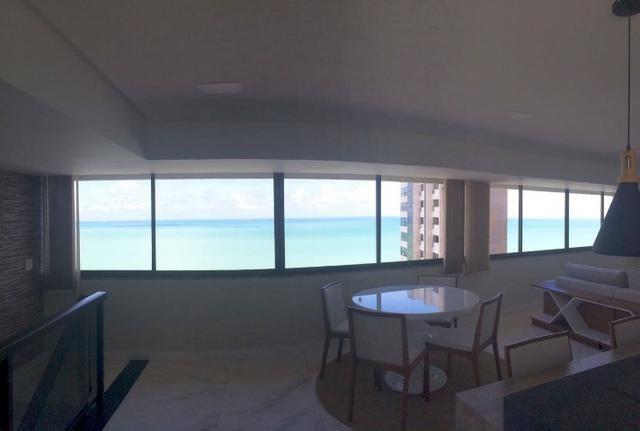 Apartamento Tipo Cobertura Duplex com 04 Quartos, 406 m² á útil no Bairro de Boa Viagem,PE
