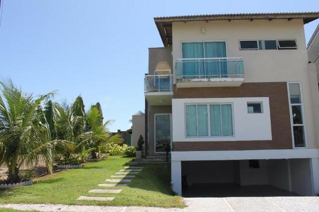 Casa no Alphaville Fortaleza, 493m2 , 4 suites. 4 vagas. Porto das Dunas . Fortaleza/CE