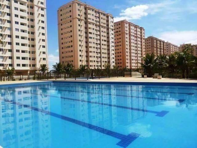Qno 12 Borges Landeiro Garden 2 qts 51 M² sinal 15 mil - Facilito a entrada