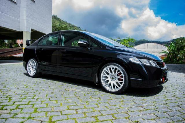 Great Honda Civic Preparado Impecavel!