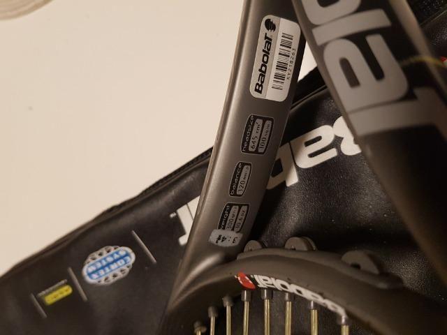 Raquete de Tênis - Aero pro drive - Foto 3