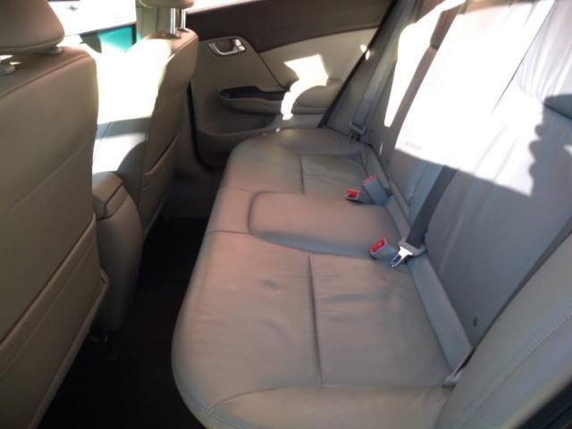 Honda Civic LXR 2013/2014