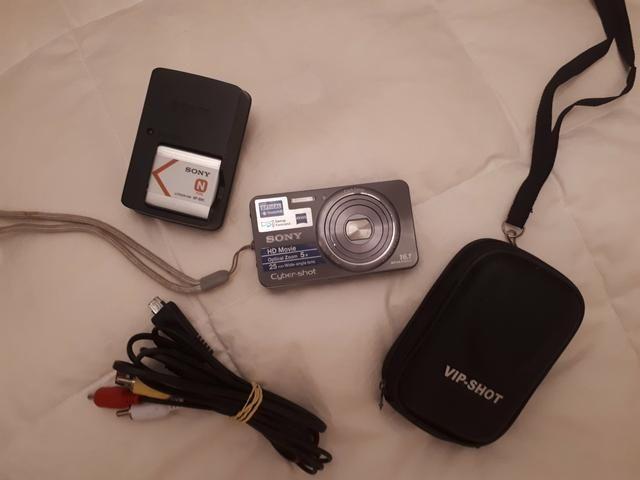 Câmera Cyber-shot Sony DSC-W570 - Foto 2