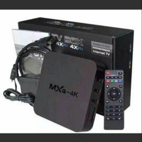 Android Tv Box- Mxq 4k- 2gb de RAM e 16gb de ROM - Foto 2