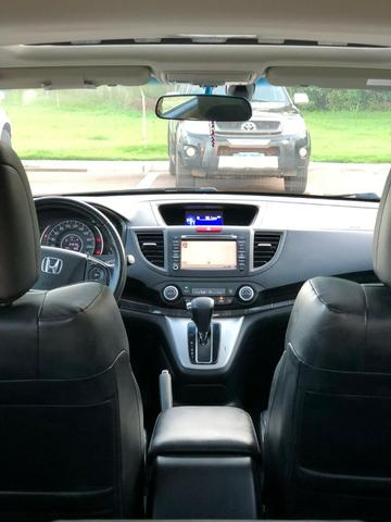 Honda CR-V ELX 4WD Prata 12/12 Segundo dono - Foto 6