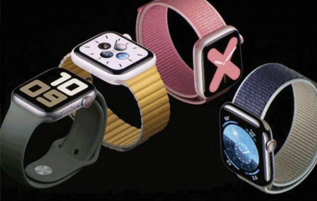 Apple Watch serie 5 40MM GPS novo lacrado