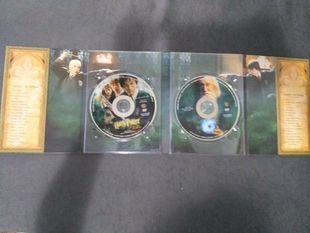 Dvd duplo Harry Potter e a Câmara secreta - Foto 4