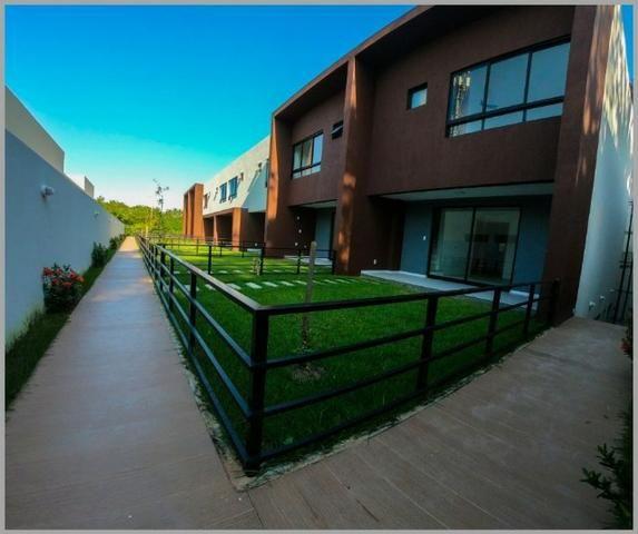 Bela Casa em condomínio 3 quartos com suíte em Patamares área total de 129m²/ two - Foto 17