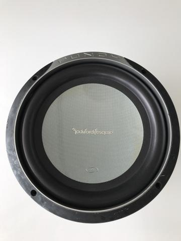 Subwoofer Carro Rockford Punch P1S410 (150 WRMS) - Foto 3