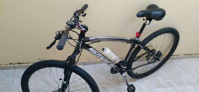 Bicicleta aro 29 top estado de Nova não andou 50km