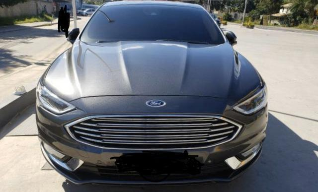 Vendo ford fusion 2018 awd titanium