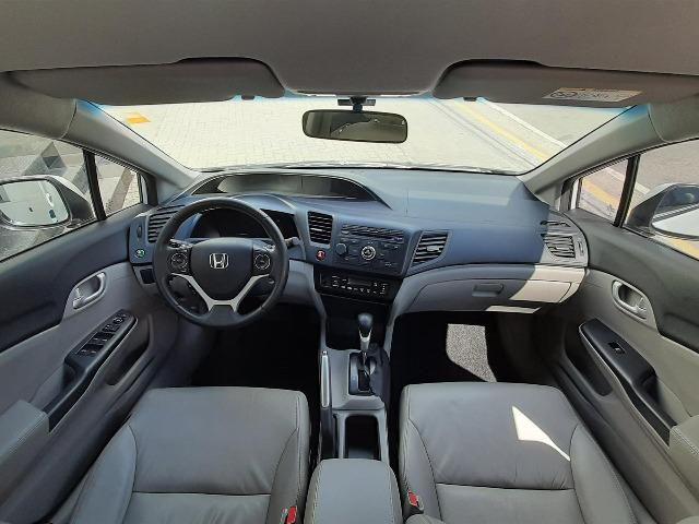 Vendo Honda Civic 2014/2015 LXR 2.0 Branco - Foto 4