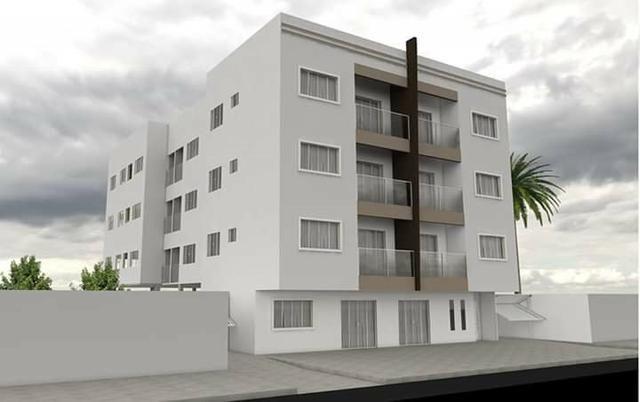 Alugo apartamento 2 quartos 1 vaga de garagem 63m centro
