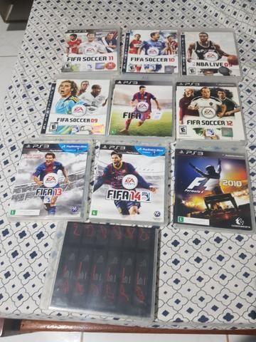Vendo jogos do PS3 15 reais cada - Foto 3