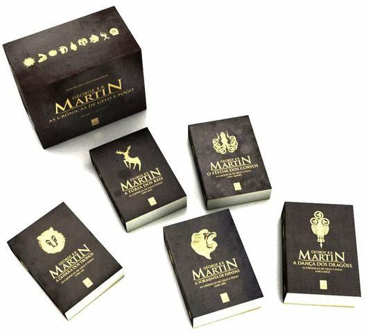 Box de colecionador Game of Thrones - Foto 5