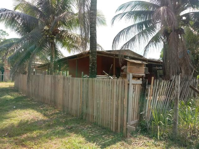 Pra vende logo casa no ramal do cacau.na Vila Acre