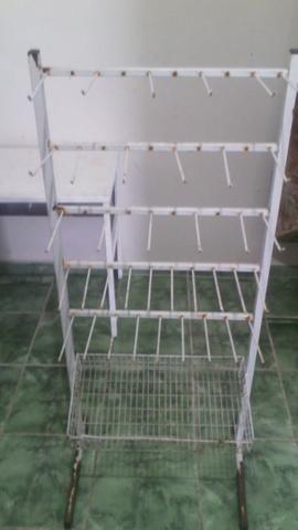 Kit 3 prateleiras de Ferro promoção - Foto 3