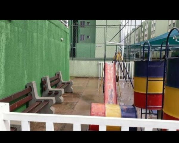 Apartamento em cond club 2qtos 1 vaga lazer completo ac financiamento e carro - Foto 18