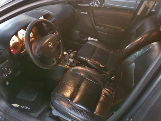 Astra Sedan Elegance 2007 - Automático - Foto 6