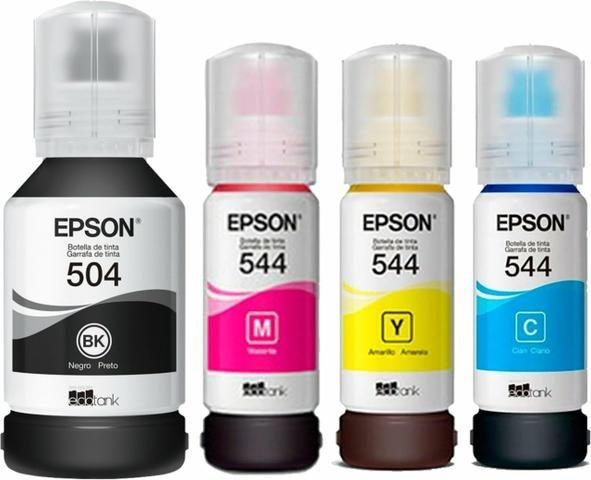 Tinta Epson 544 Original