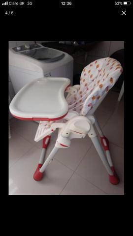 Cadeira Chicco amamentação - Foto 2