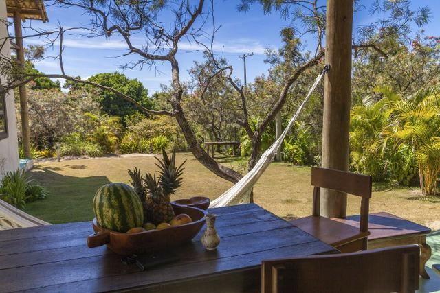 Casa na paradisiaca Praia do Espelho-Trancoso, 3 suites+1 quarto - Foto 5