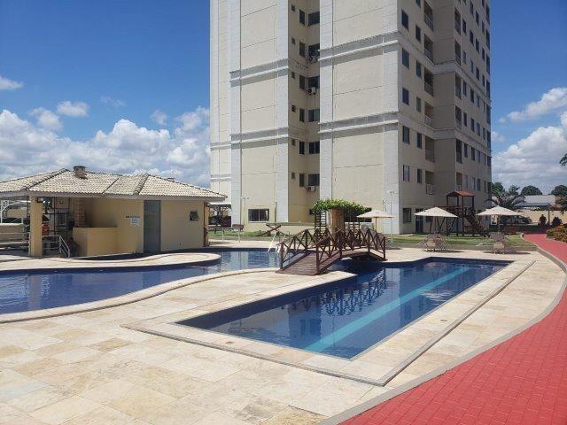 Excelente apartamento no condomínio San Gabriel em Messejana